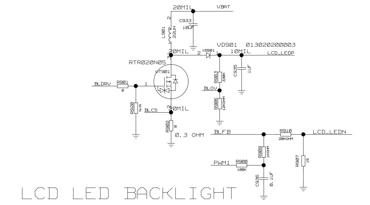 电路 电路图 电子 原理图 1195_663
