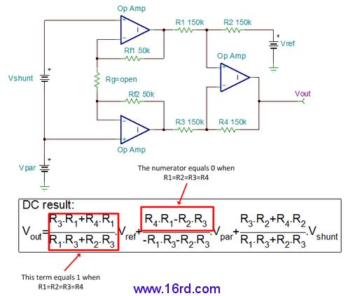 图 6 所示为ina333仪表放大器的这种关系.   图6