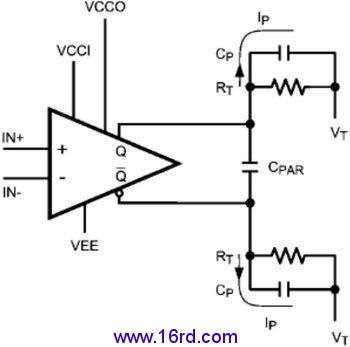 信号进行缓冲和电平平移